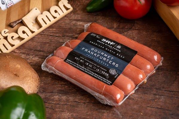 Snake River Farms Wagyu American Beef Jumbo Hot Dogs