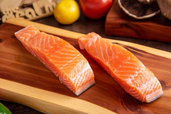 Atlantic Salmon Steak