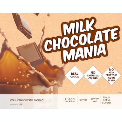 Milk Chocolate Mania