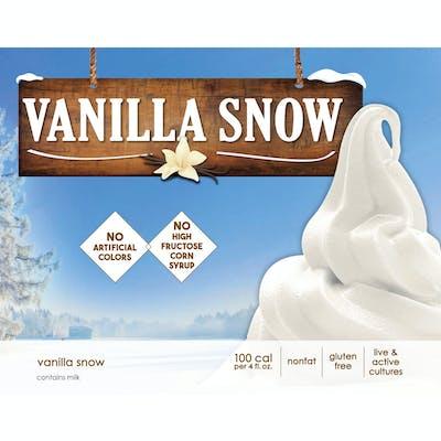 Vanilla Snow