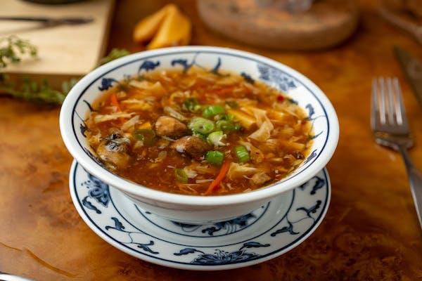 T4. Hot & Sour Soup