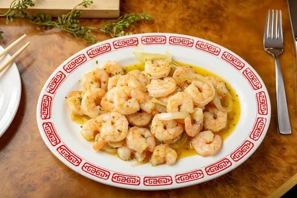 S38. Cilantro Shrimp