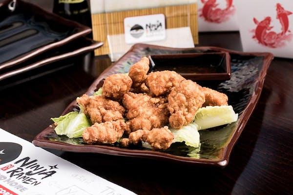 A10. Chicken Tatsuta Age