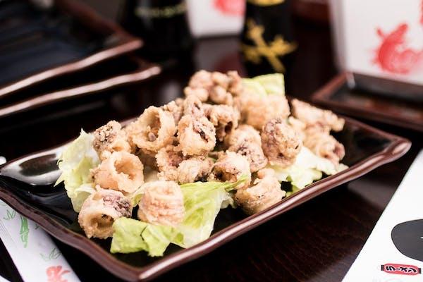 A12. Fried Calamari