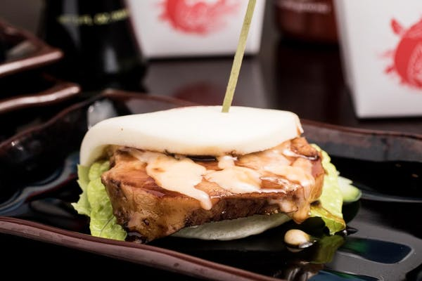 B1. Chashu Pork Bun