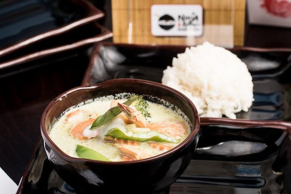 C1. Green Curry
