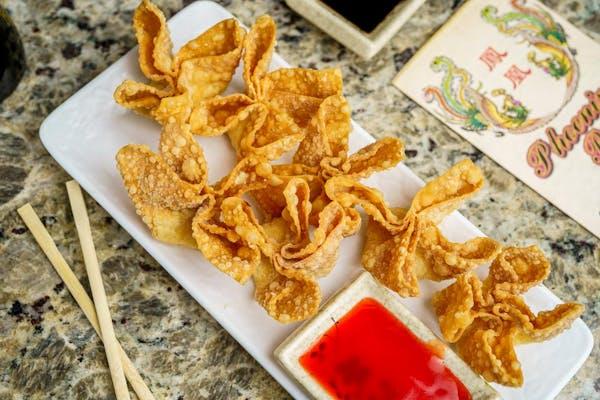 Fried Crabmeat Wontons