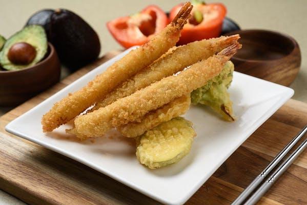 A4. Shrimp Tempura