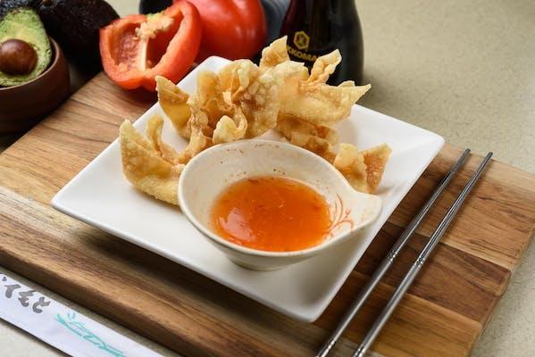 A7. Crab Rangoons