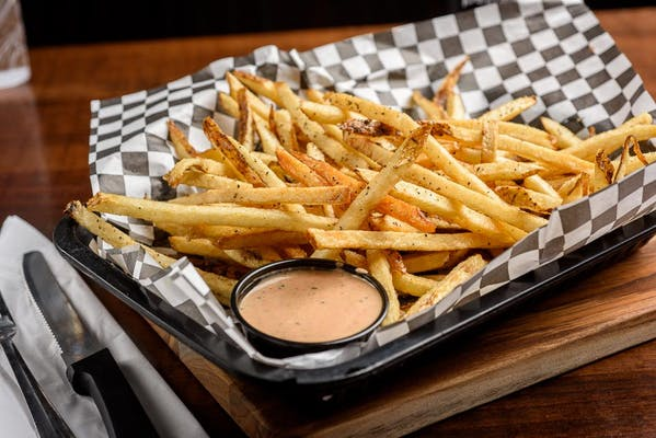 Hand-Cut Fries