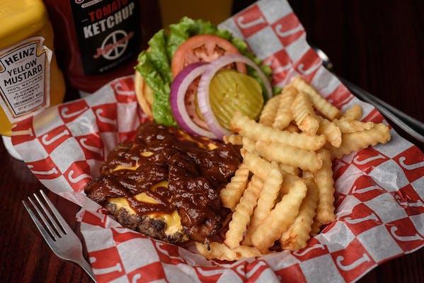 Jefferson's Burger