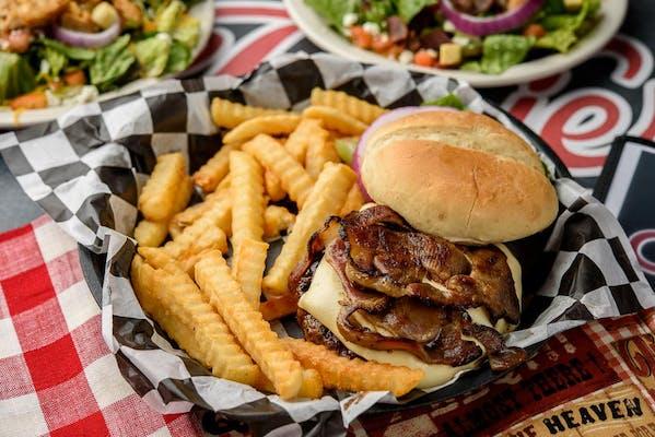 PB & J Burger