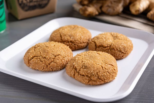 Real Ginger Cookies