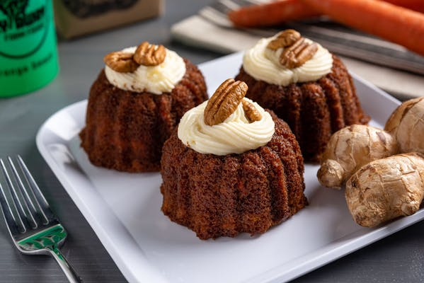 Personal Scratch Carrot Cake