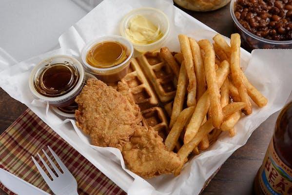 Chicken Waffles Special
