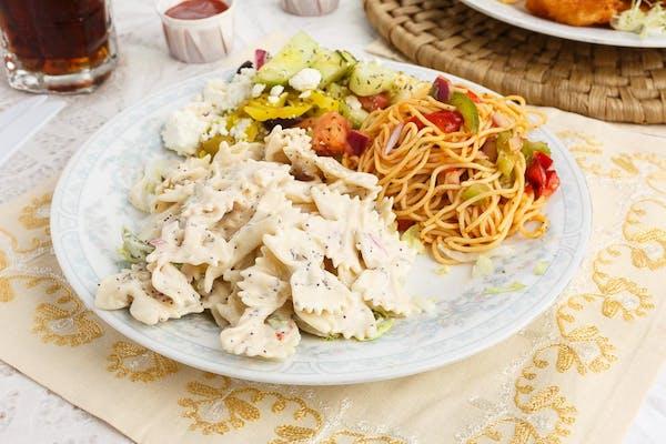 (3) Salads