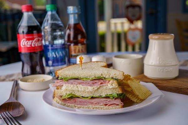 Lean & Tender Ham Sandwich Coca-Cola Combo