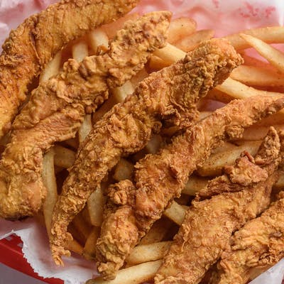 50. Chicken Strips (6 pc.)