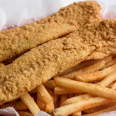 Kid's Fried Fish