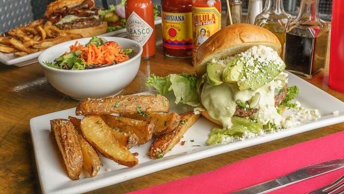Sonoran Burger