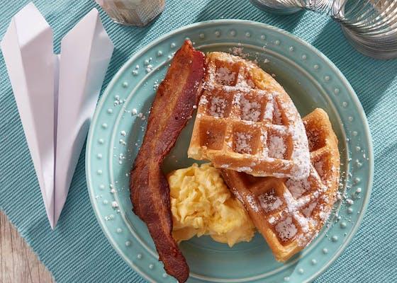 Waffle Sampler