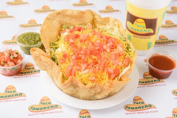 Macho Chicken Fiesta Salad