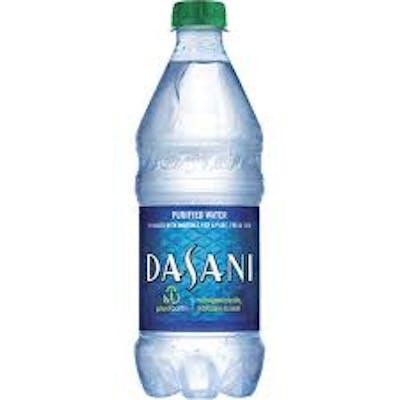 Dasani 20oz Bottled Water