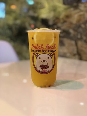 Tropical Cooler Fresh Fruit Tea