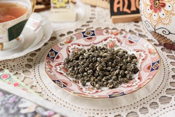 Jasmine Dragon Pearl Special Tea