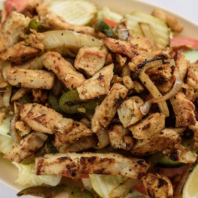 14. Grilled Chicken Salad
