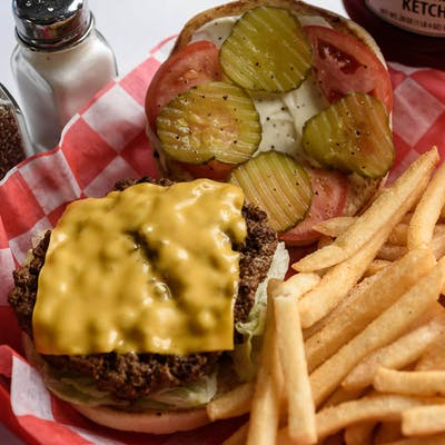 2. Southern Double Burger