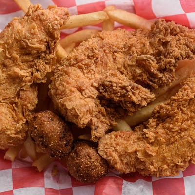 43. Chicken Strips (3 pc.)