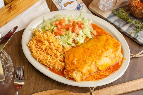 Super Burrito Jalisco