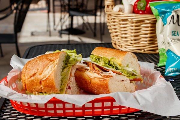 #1 Malibu Sandwich