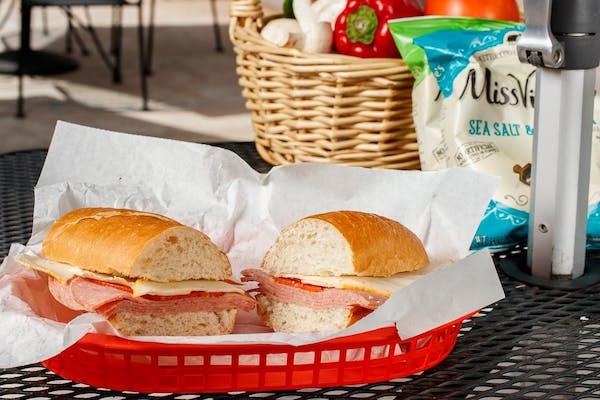 #2 Manhattan Sandwich