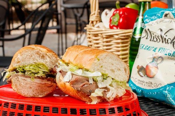 #5 San Francisco Sandwich
