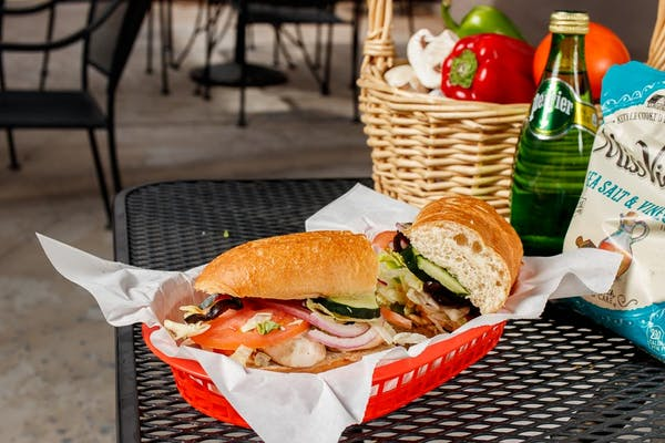 #6 Los Angeles Sandwich