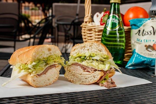 #7 Venice Beach Sandwich