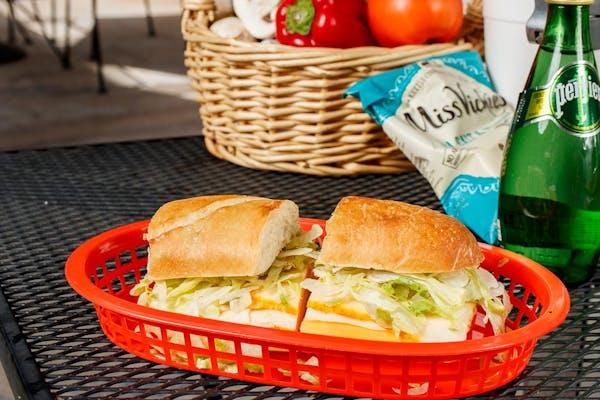 #9 Madison Sandwich