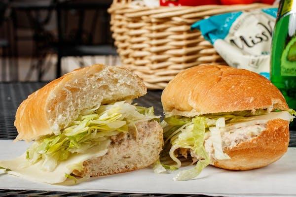 #10 San Diego Sandwich