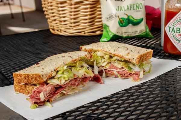 #12 Boston Sandwich