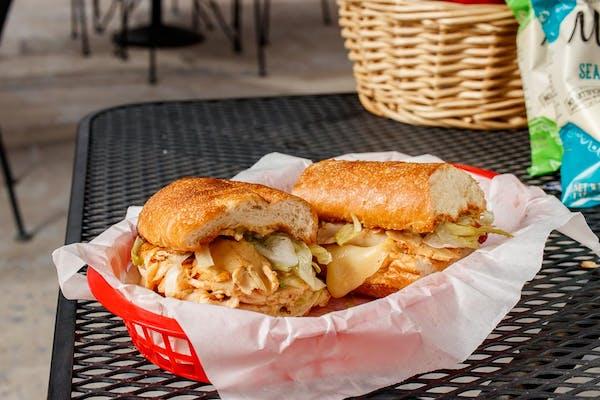 #13 Santa Fe Sandwich