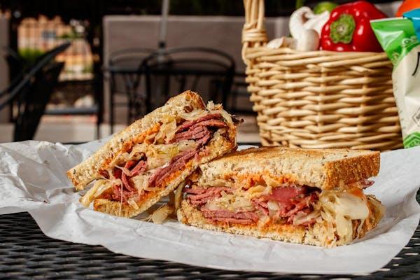 #15 New York Sandwich