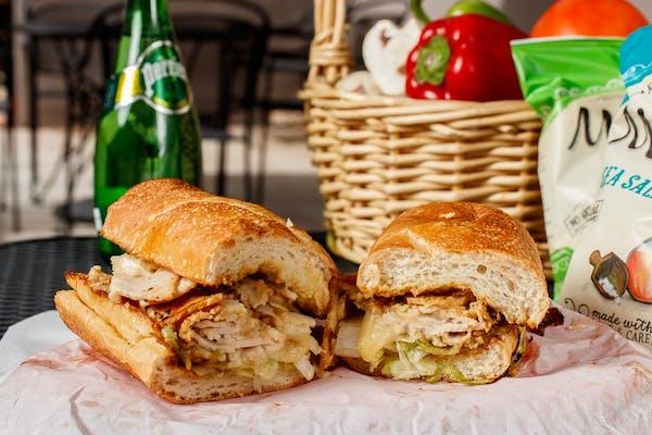 #16 Las Cruces Sandwich