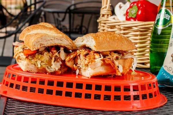 #18 Atlanta Sandwich