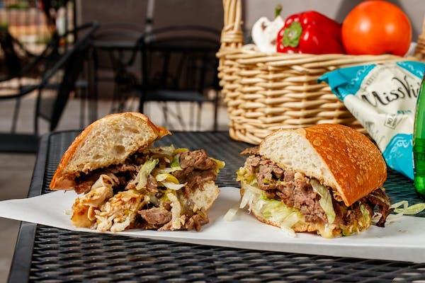 #19 Phoenix Sandwich
