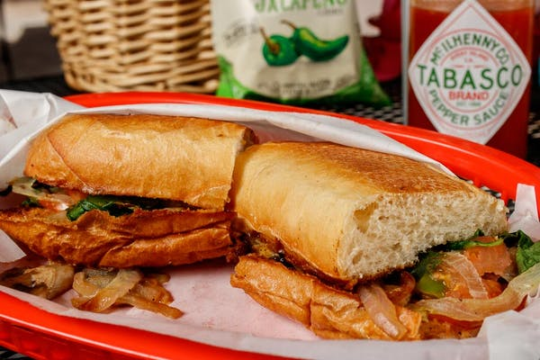 #23 Houston Sandwich
