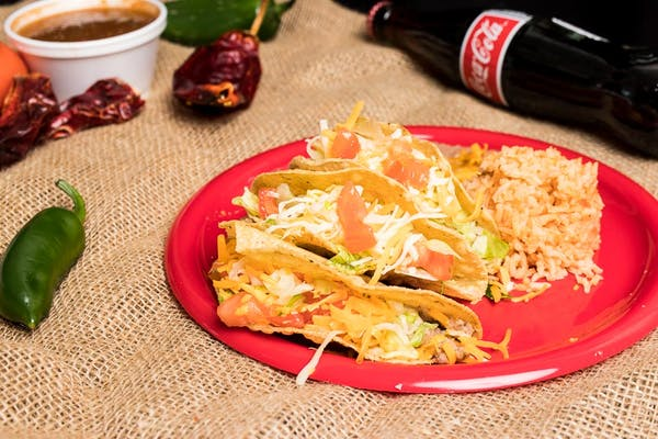 #11 Taco Plate