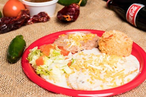 #12 Enchiladas