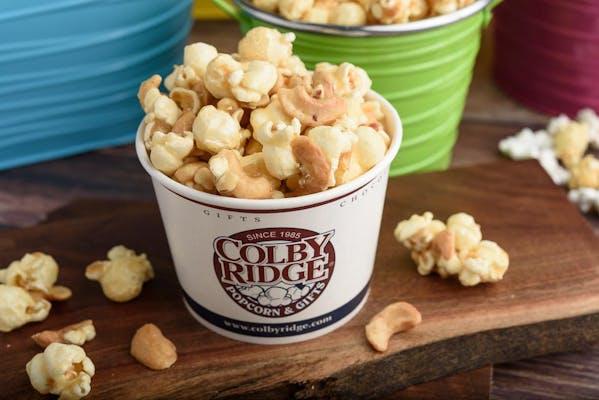 Toffee Nut Popcorn